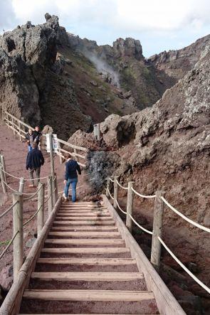 Gratis sul Vesuvio per la giornata Europea dei Parchi