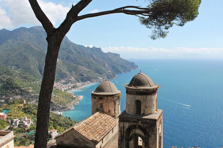 La straordinaria bellezza di Ravello in un video per il Wagner Day | Napoli  da Vivere
